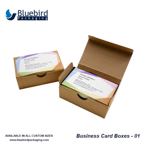 business card boxes - Business Card Box